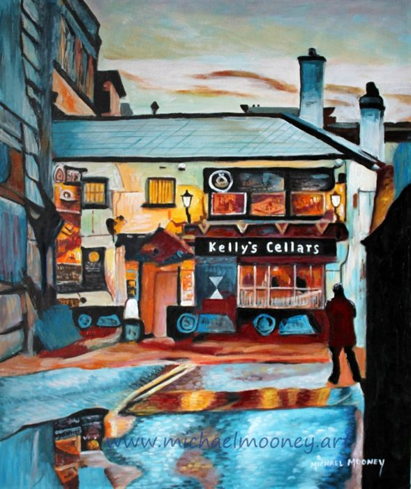 KELLY`S CELLARS BELFAST
