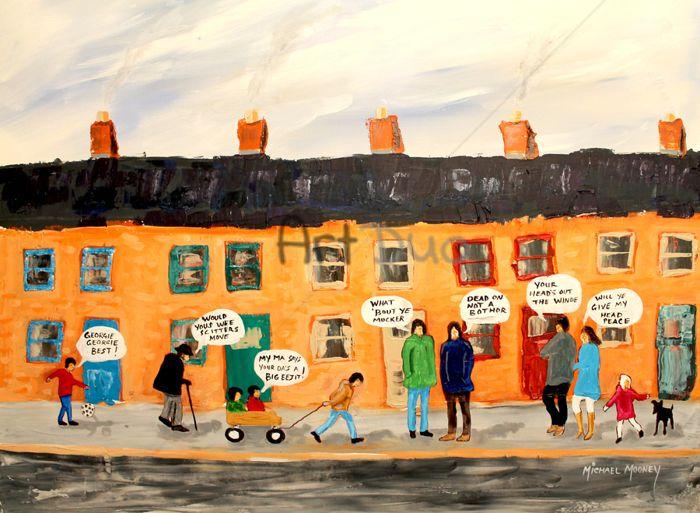 Belfast Streets