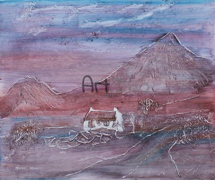 Slieve Binnian, Mourne Mts